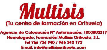 Multisis Orihuela